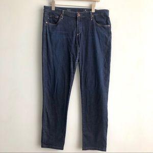 AG the stilt cigarette jeans size 32R